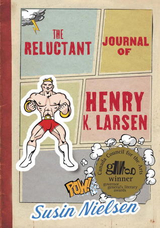 Reluctant journal of Henry K. Larsen book cover